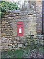 ST6520 : Poyntington: postbox № DT9 12 by Chris Downer