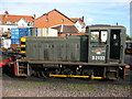 SS9746 : Minehead - Shunting Engine by Chris Talbot
