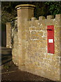 ST6715 : Haydon: postbox № DT9 8 by Chris Downer