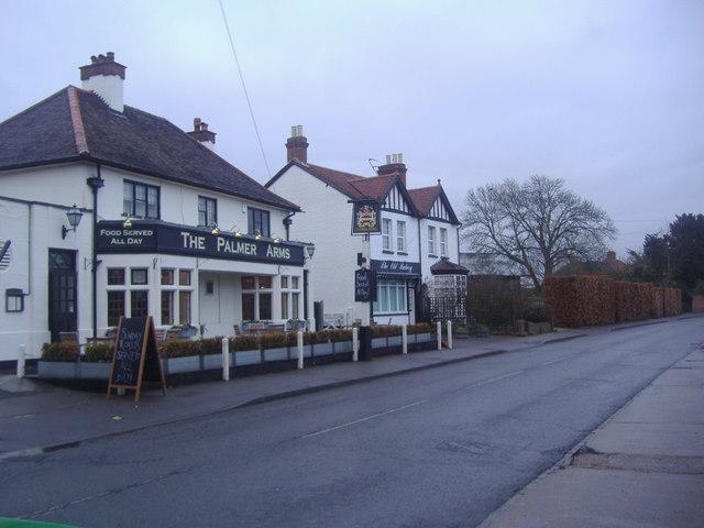 The Palmer Arms, Dorney