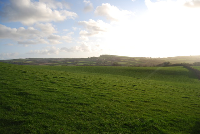 Rolling Dorset countryside