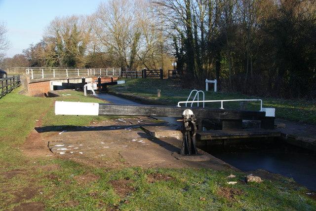 Shutthill Lock