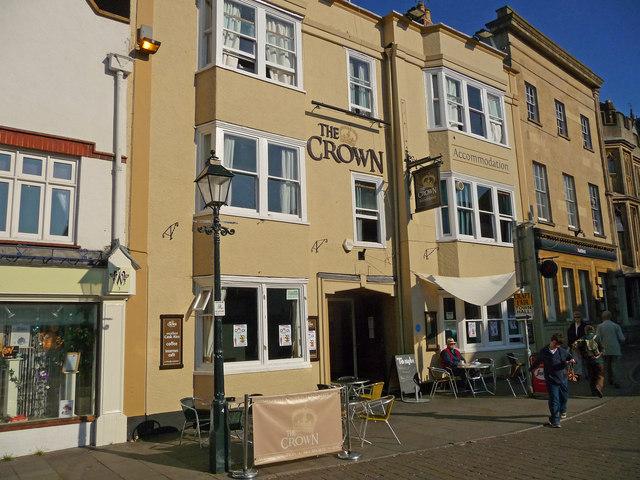 Glastonbury - The Crown