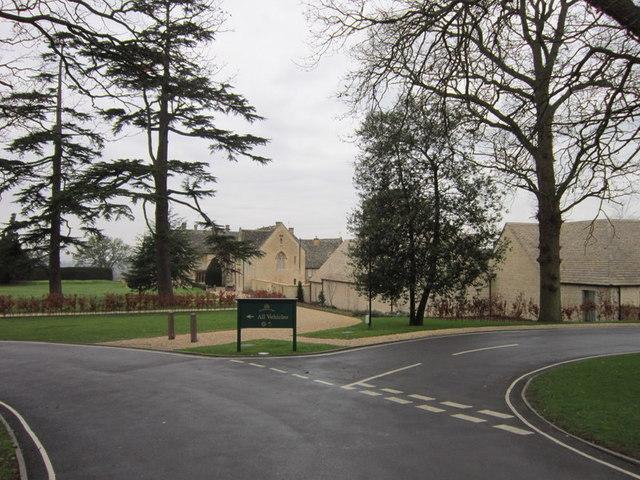 Ellenborough Park, Cheltenham Park, Southam