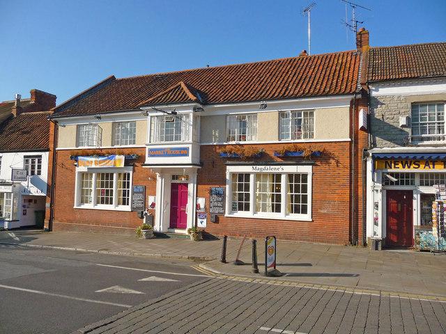 Glastonbury - The Market House Inn