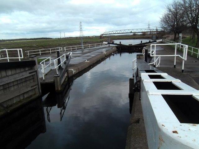 Knottingley Locks