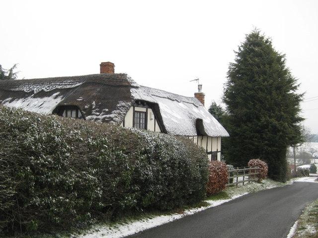Cottage near Holmes Farm