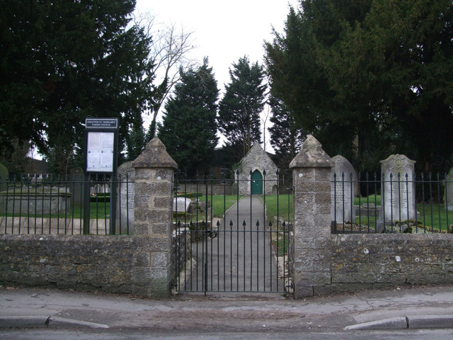 Green Road Cemetery