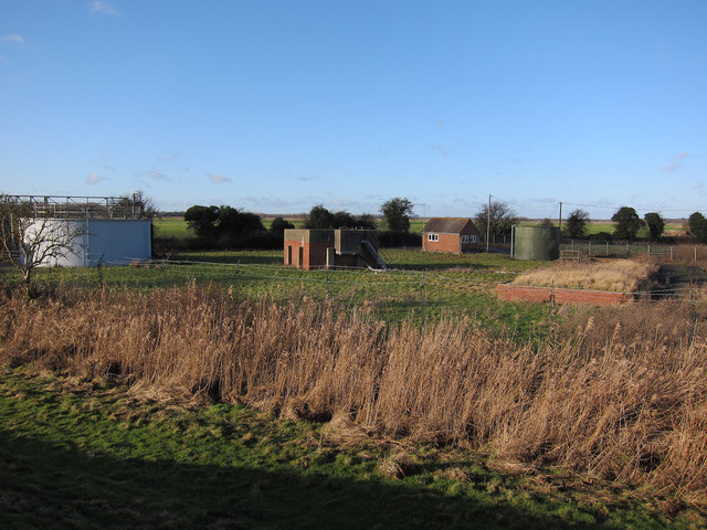 Cantley sewage works