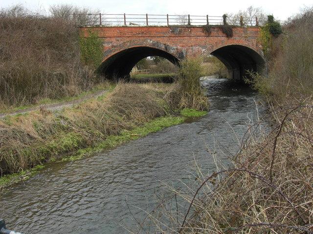 Bridge over Bubbling Water