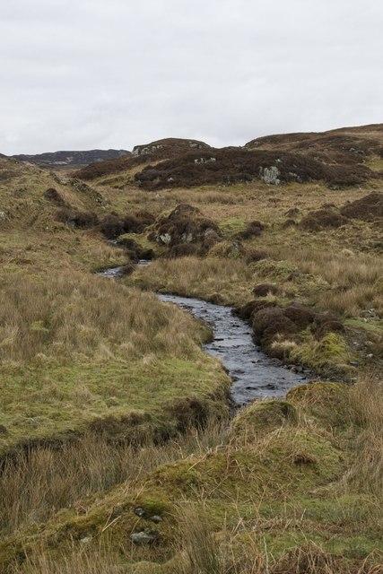 Allt Cnoc nan Gainimh, Islay
