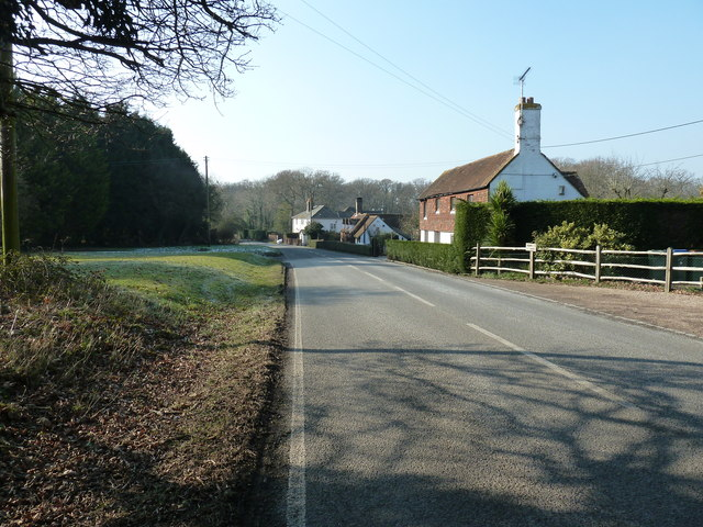Cottages on Wheatsheaf Road