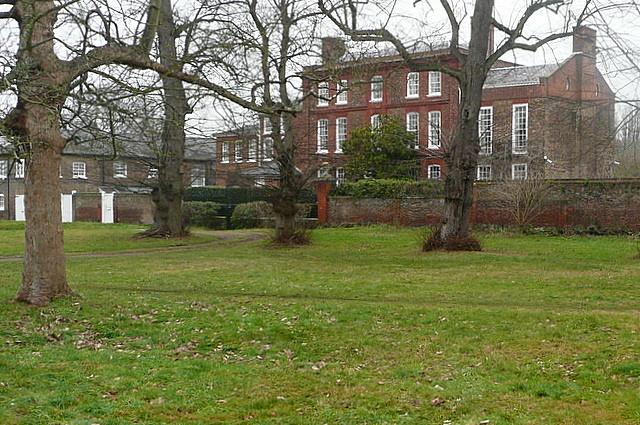 Ormeley Lodge, Ham Gate Avenue