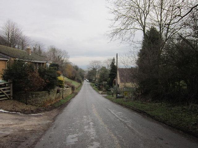 Campden Hill, Ilmington