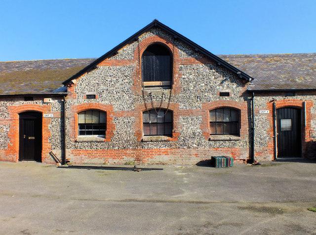 Workshops, Manor Farm