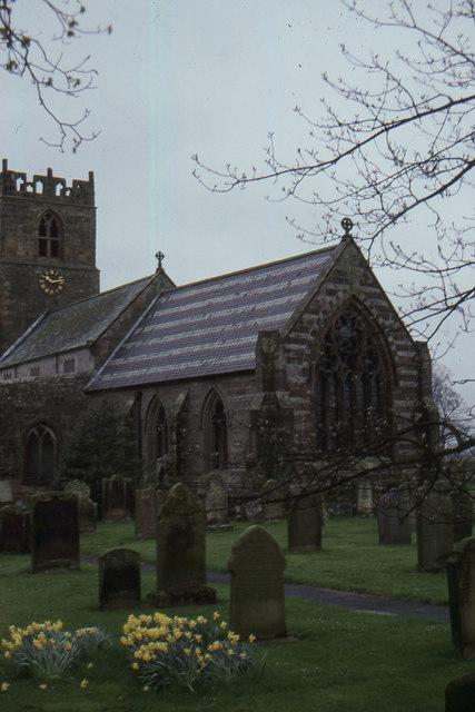 Embleton church