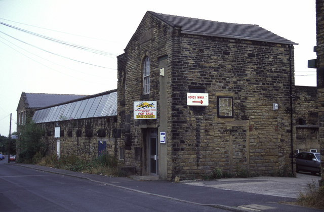 New Street Mills, Pudsey