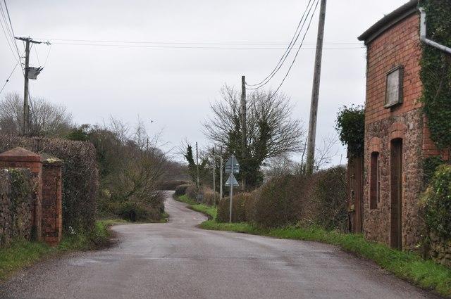 Mid Devon : Dunn's Hill