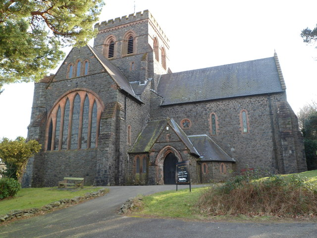 St. Padarn's Church, Llanberis