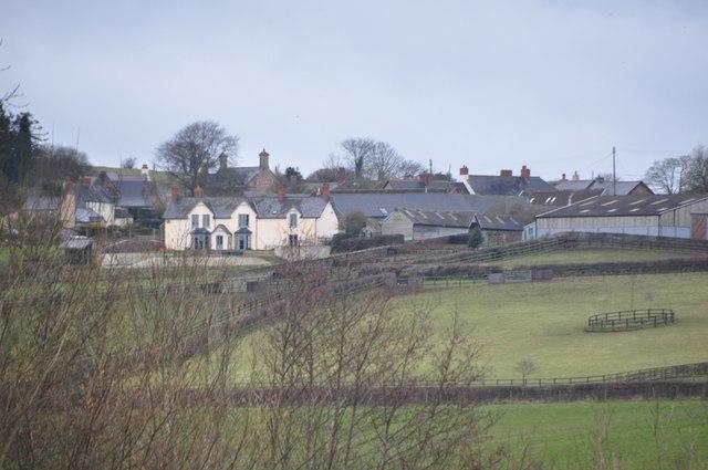 Mid Devon : Ashbrittle View