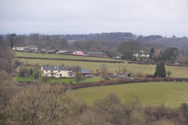 Mid Devon : House & Countryside