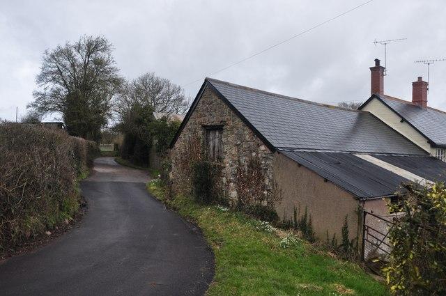 Mid Devon : Whipples Farm