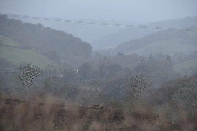 Taunton Deane : The Tone Valley