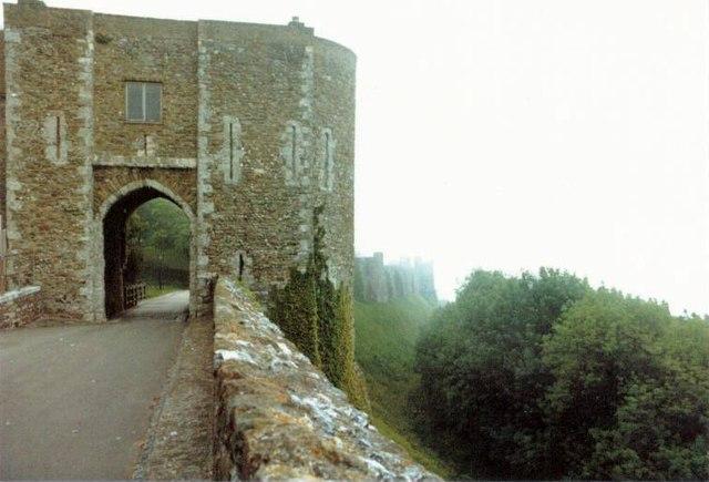 Peverell's Gate, Dover Castle
