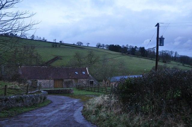 Mid Devon : Hole Farm