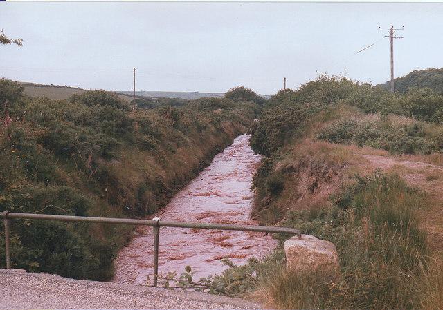 Red River Godrevy 1986
