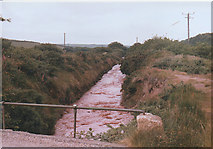 SW5842 : Red River Godrevy 1986 by Roy Hughes