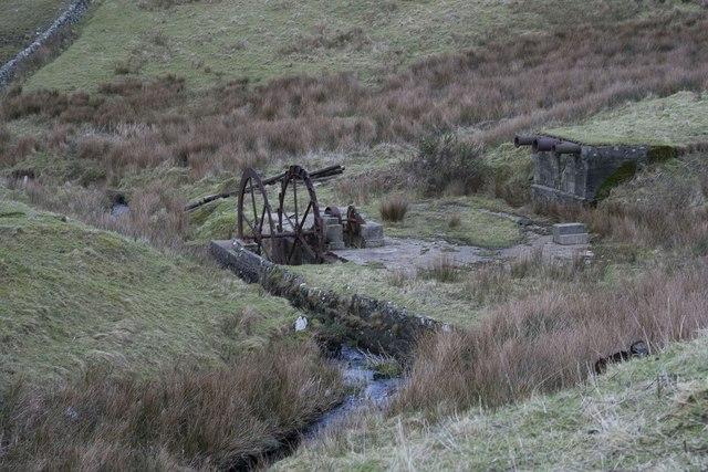 Water Wheel at Kilchoman, Islay