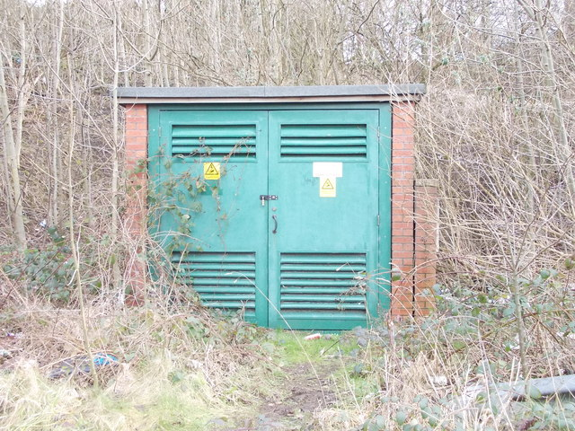 Electricity Substation No 1549 - Stubs Beck Lane