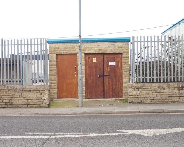 Electricity Substation No 1504 - Hunsworth Lane