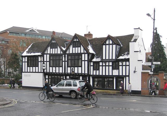 The Black Swan Inn, of Squirrel Pie fame