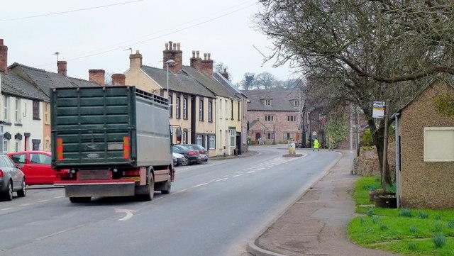 High Street, Aylburton