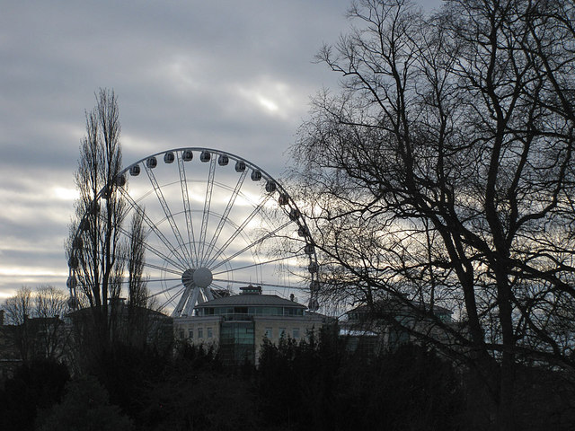 View of the York Wheel