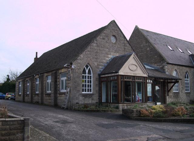 Former Sunday School, Upper Stratton Baptist Church, Green Road