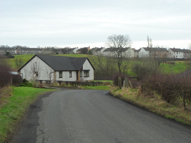 Burnfoot from Whinhall Road