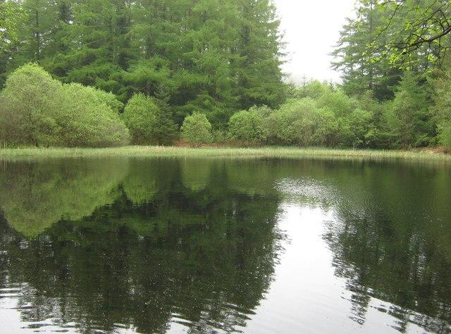Little Bruntis Loch