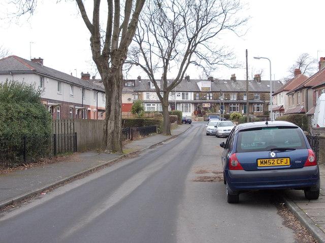 Binns Lane - Spencer Road
