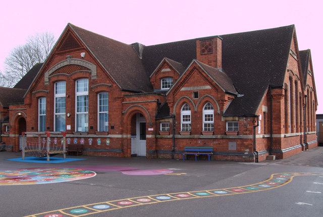 Beechcroft Infant School, Beechcroft Road, Upper Stratton