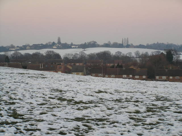 Theydon from afar