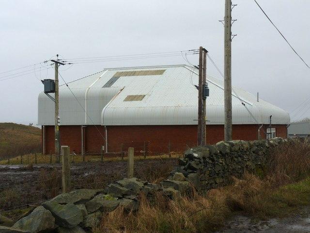 Water Works, Port Charlotte, Islay