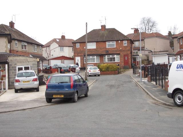 Green Court - St Wilfrid's Crescent