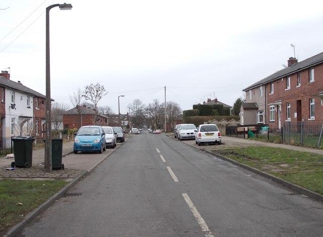 Ashton Avenue - Scholemoor Avenue