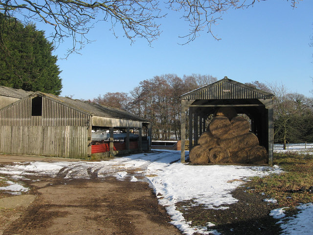 Outbuildings, Highlands Farm