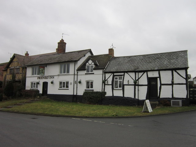 The Friendly Inn, Frankton