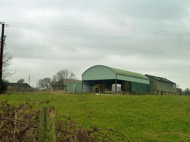 Barns, Mace Farm