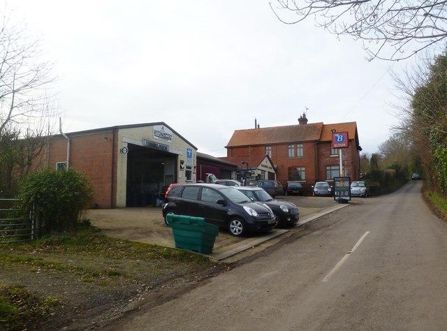 Witchampton Garage